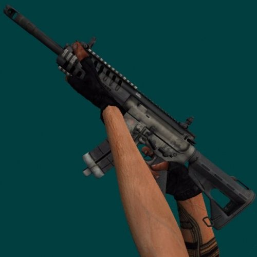 FAR CRY 3 HK 416 (v.1.0) only v_