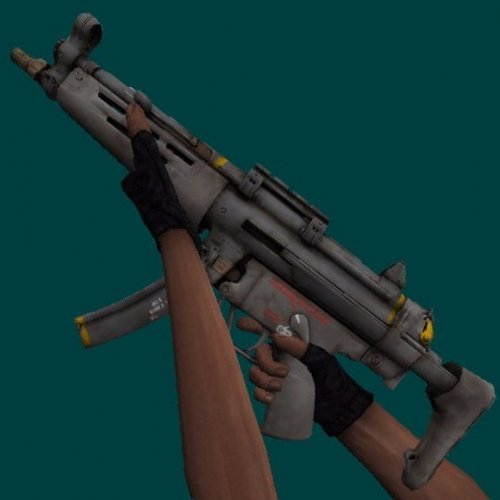 MP5 (FAR CRY 3) only v_