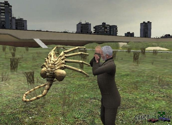 Facehugger Replacement
