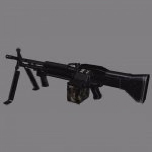 Firearms M60A1 HD for TS M60