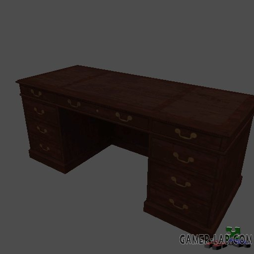 Furniture_Office_MayorDesk
