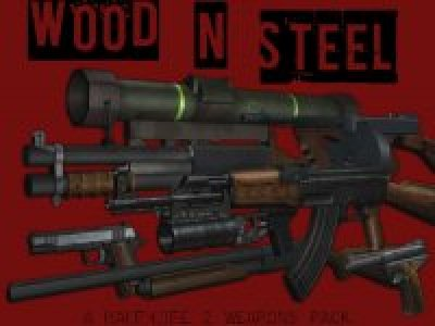 Wood'N'Steel Pack