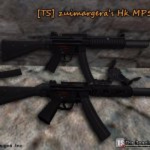 HK MP5SD HD as TS MP5SD replacement