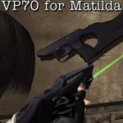 HK VP-70 - Matilda Replacer