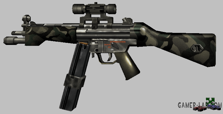 HK MP5A4 Assault