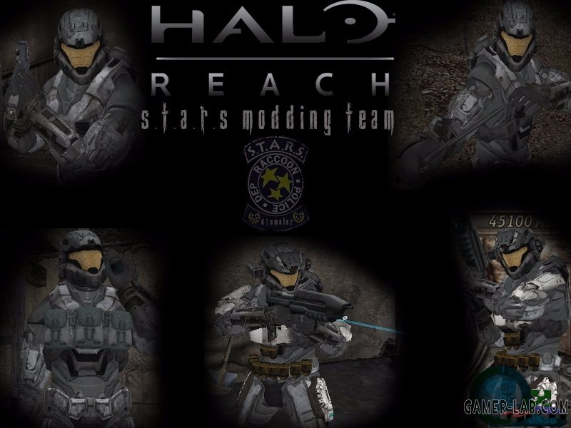 Halo Reach Noble 6 Pack