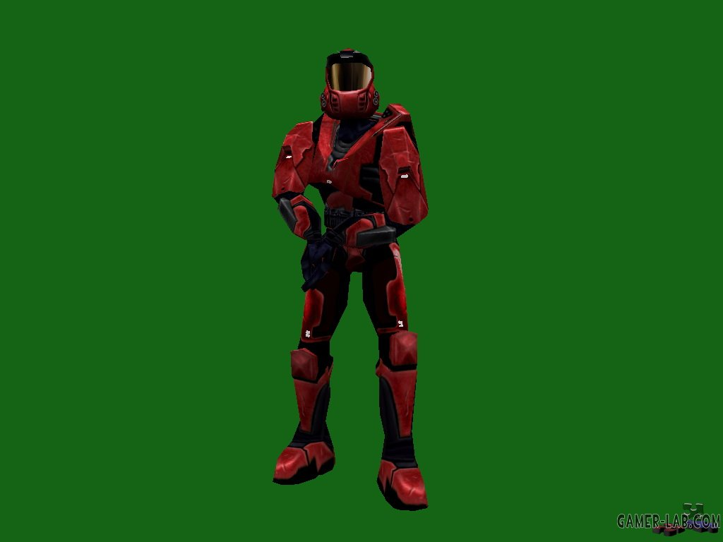 HalooneRed