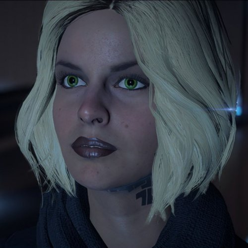 Heather Ryder (Preset)