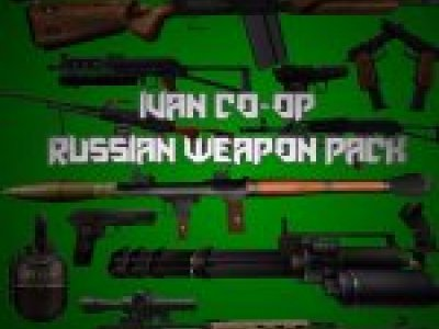 IVAN CO-OP Weapons Pack