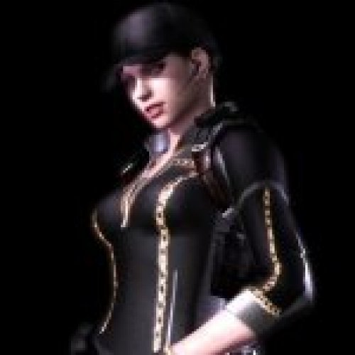 Jill BSAA - Black and Gold