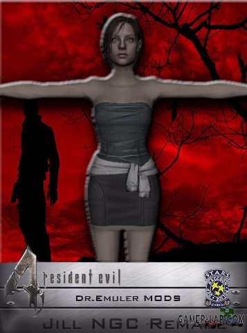Jill RE3 Classic Enhanced
