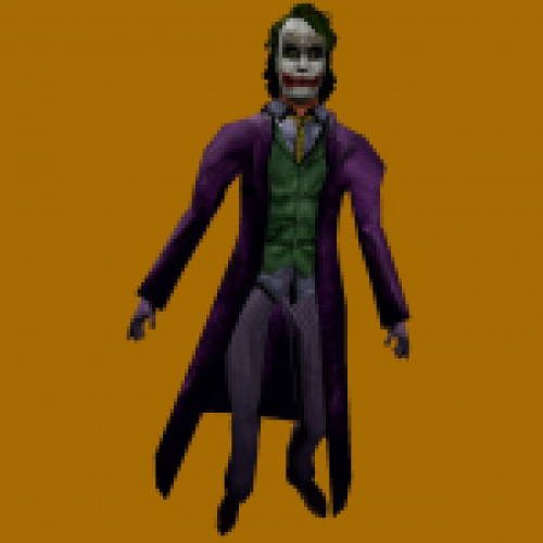 Dark Knight's Joker