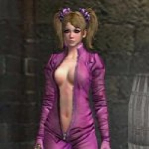 Juliet Starling Sexy Rider Suit