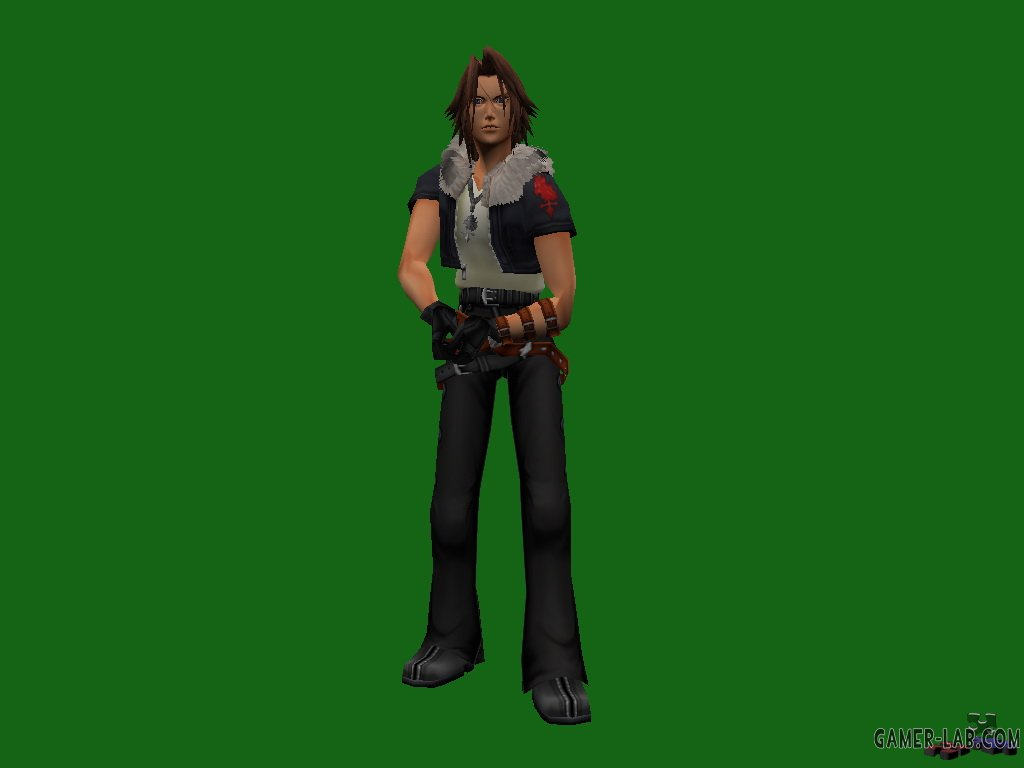 KH2_Squall