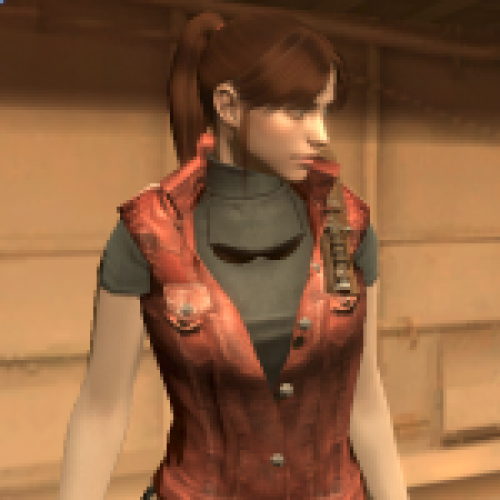 RE TUC (RE 2) Claire Redfield