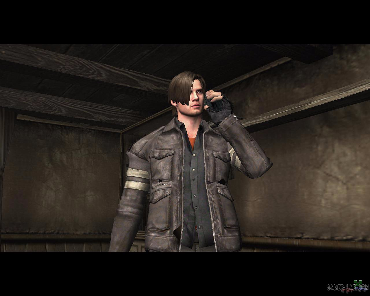 Leon S. Kennedy from RE6