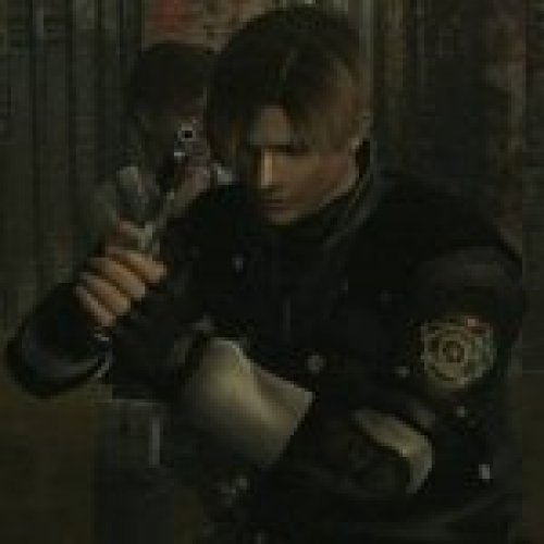 Leon Scott Kennedy R.P.D. For BIlly Normal