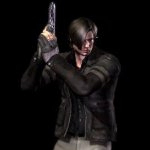 Leon In Jacket Usa From Re6 Characters Models And Reskins