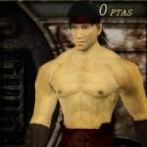 Mortal Kombat 9 Liu Kang For Wesker