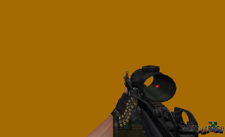 M249 with Scope (only v_)