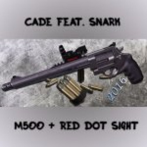 S&W M500 + Red Dot Sight