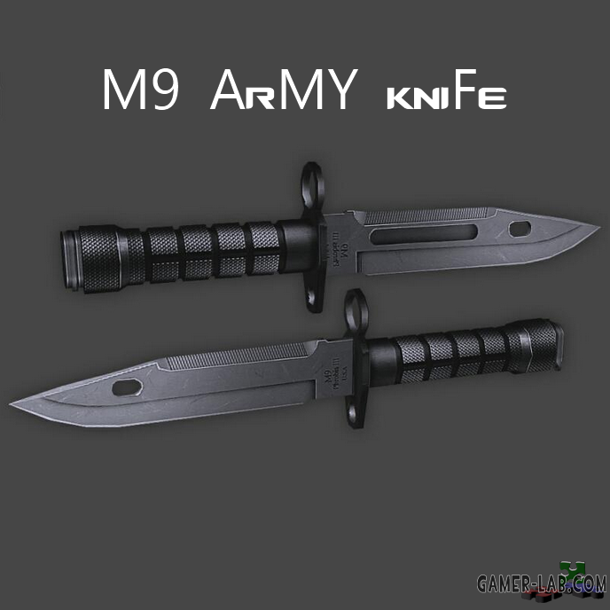Army M9 Knife