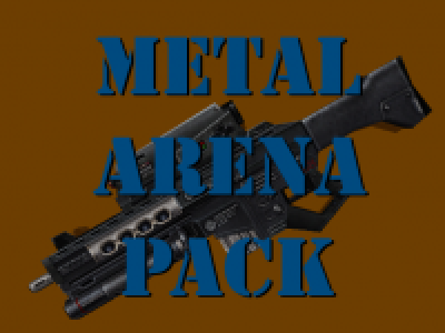CSO Metal Arena Pack