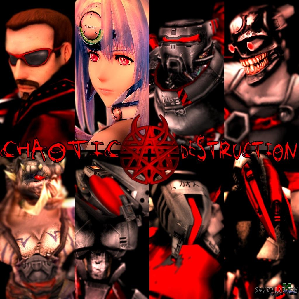 Chaotic Destruction Team