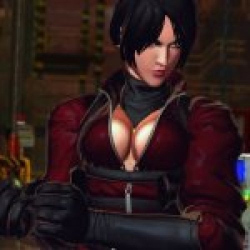 Nina as Ada Wong from RE 6