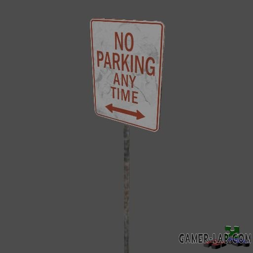 NoParking_Sign