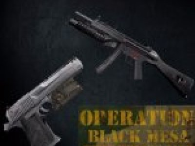 Operation: Black Mesa Style Pack