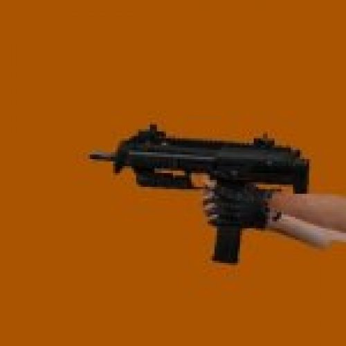 HK MP7A2 One Handed