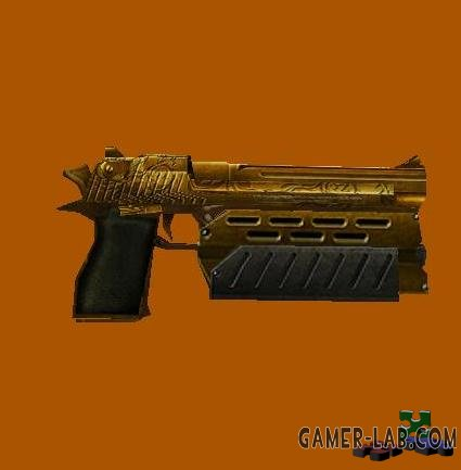 Deagle Dragon Gold