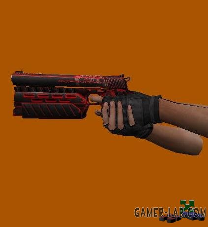 Deagle Dragon Red