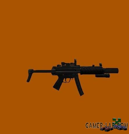 HK MP5SD Custom