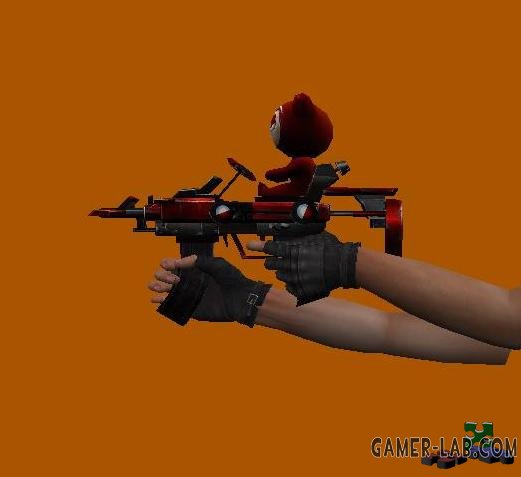 CSO Mp5 cartred v1.3