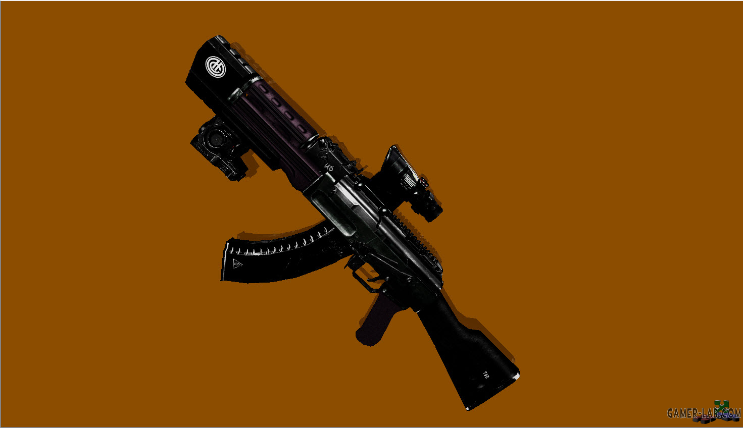 PC - AK47 Royal Guard