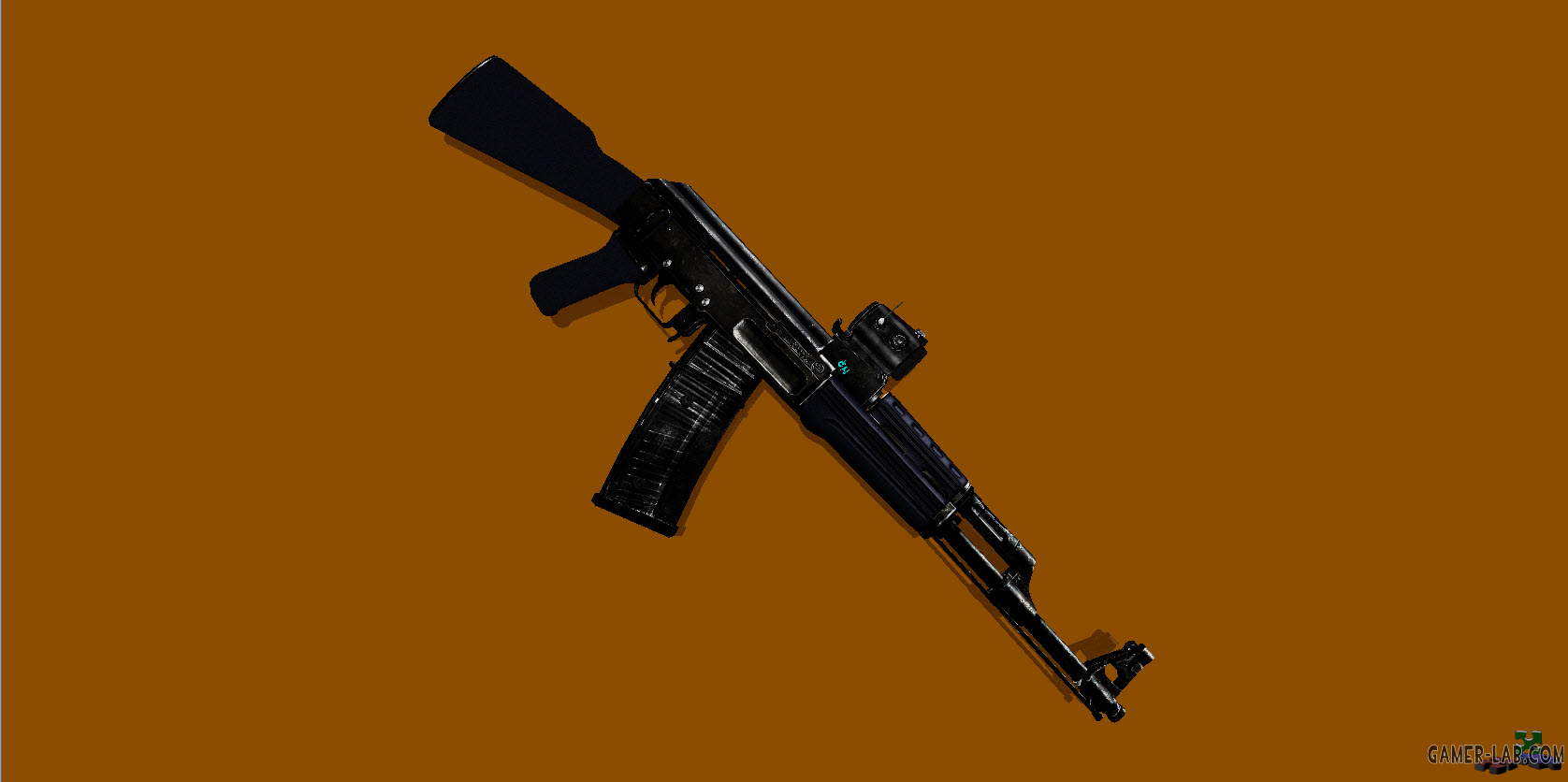 PC - AK47 Twilight (two ammo)