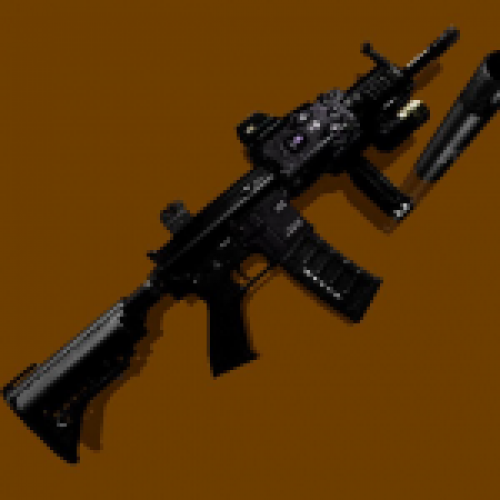 Private Collection - HK416 Viper