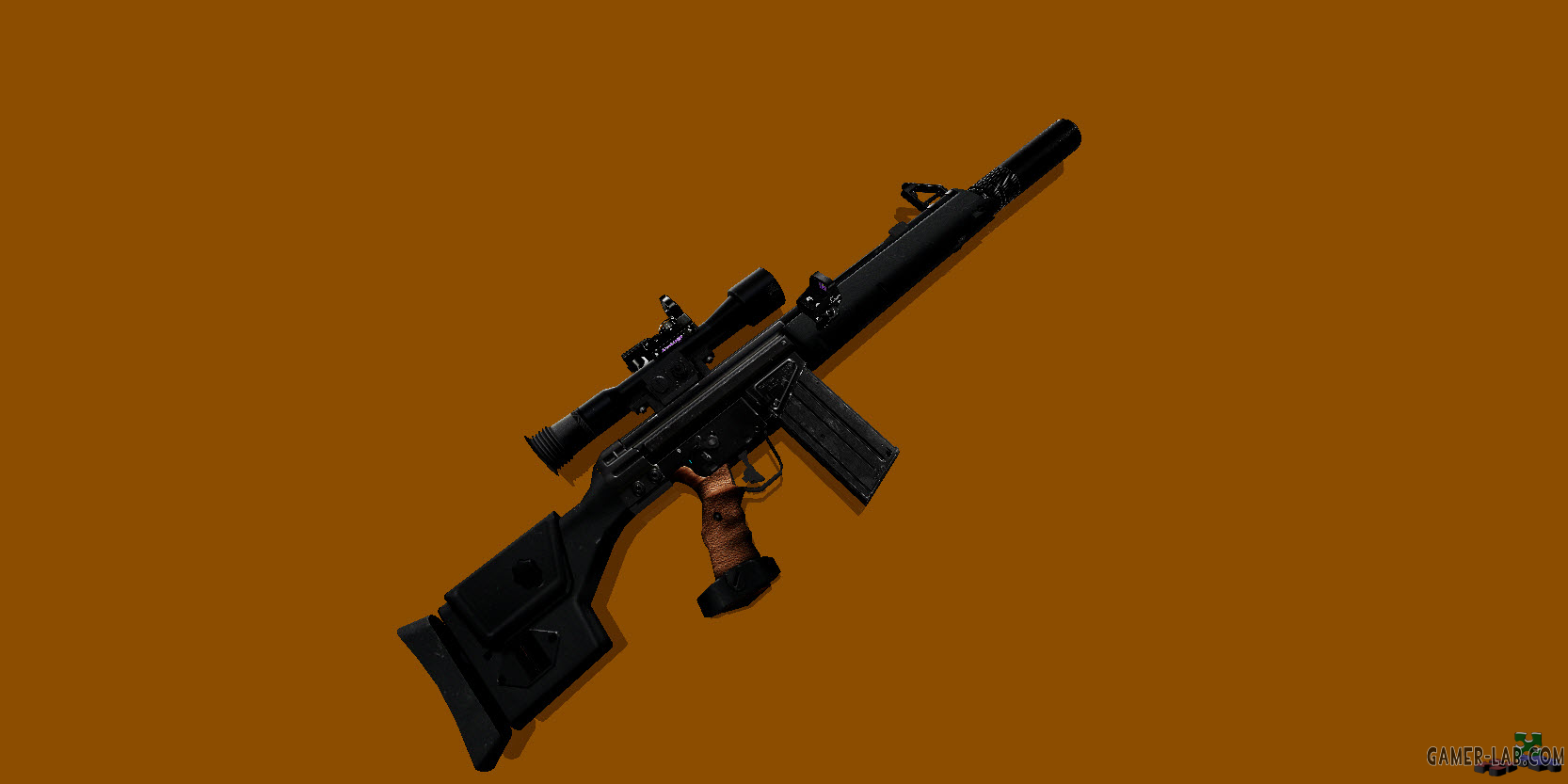 PC - SG550 Sharpshooter