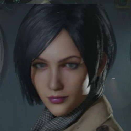 Ada Wong RE4 Face (Rebuild)