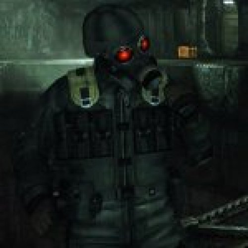 RE4 Hunk HD Fix