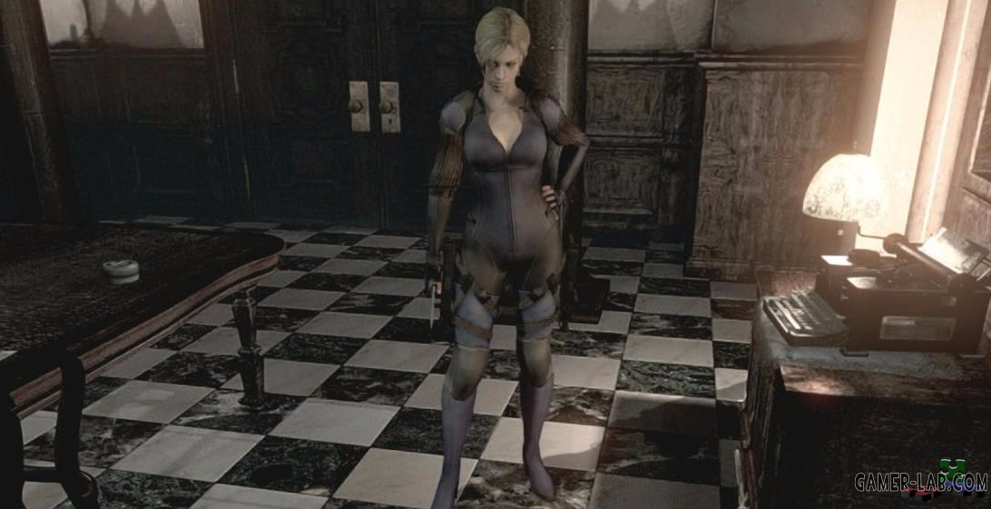 RE5 Jill BattleSuit