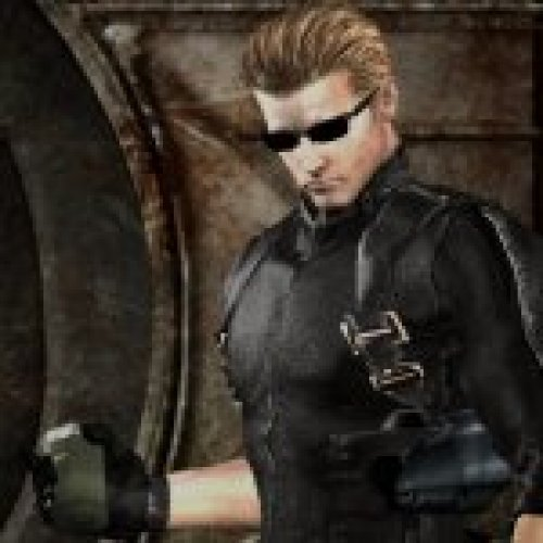 RE5 Wesker Midnight to RE4 UHD