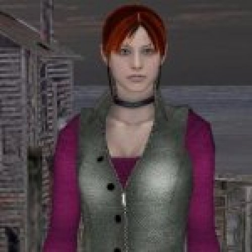 RE Degeneration Claire Redfield