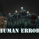 Human Error EP1 & Co-op