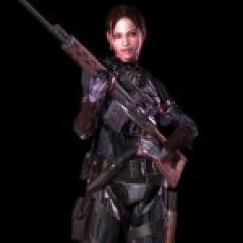 Sheva in Crysis nanosuit