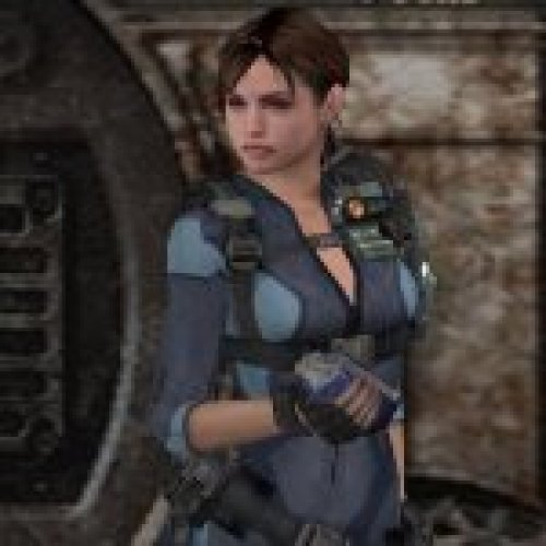 RE Revelations Jill Valentine