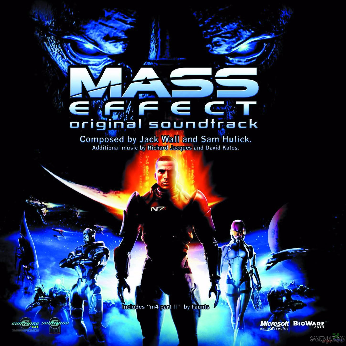 Mass Effect Original Soundtrack (2007)