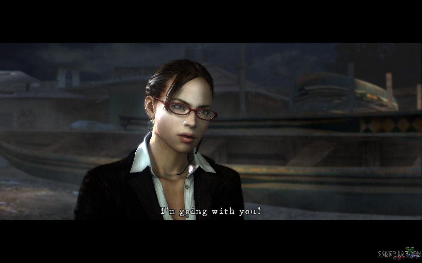 Sheva in Black Office reSkin